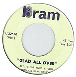 The Rums & Coke - Glad All Over