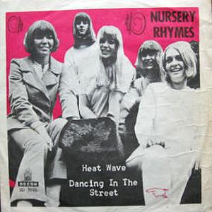 Nursery Rhymes Heat Wave - Dancing In The Streets