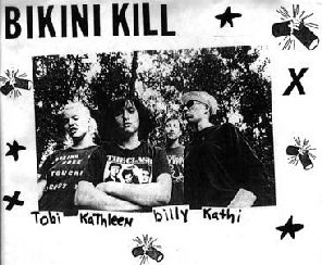 bikini kill band pictures