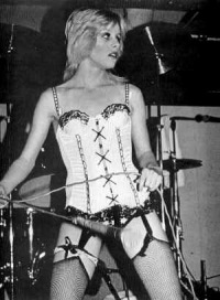 THE RUNAWAYS: Cherie Currie